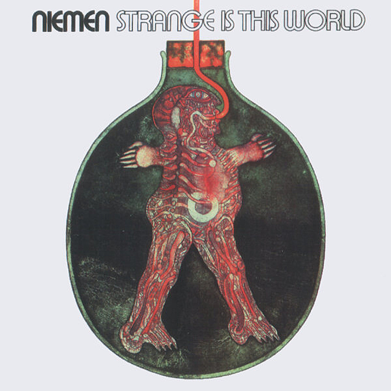 STRANGE IS THIS WORLD (English lyrics, released in West Germany) / 1972