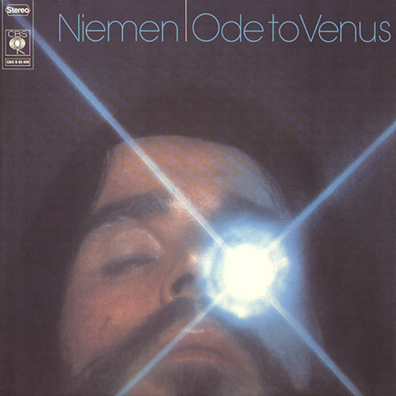 ODE TO VENUS (English lyrics, released in West Germany) / 1973