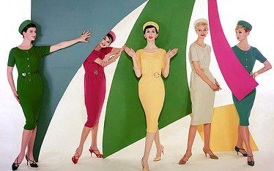 Мода 60-70-х (часть 1)
