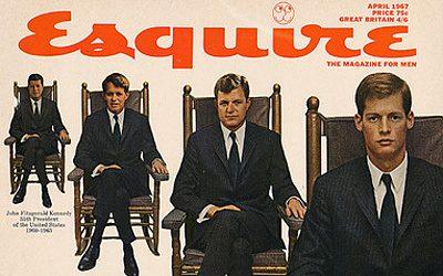 Esquire / апрель 1967