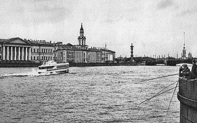 Открытки Ленинграда