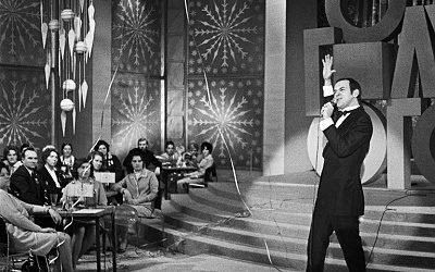Новогодние огоньки 60-х