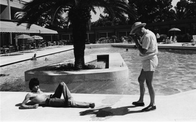 The Rolling Stones in Marrakech by Cecil Beaton