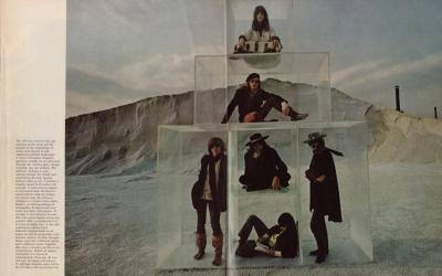 Art Kane: The new rock
