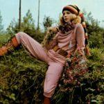 Barry Lategan: мода и реклама (70s)