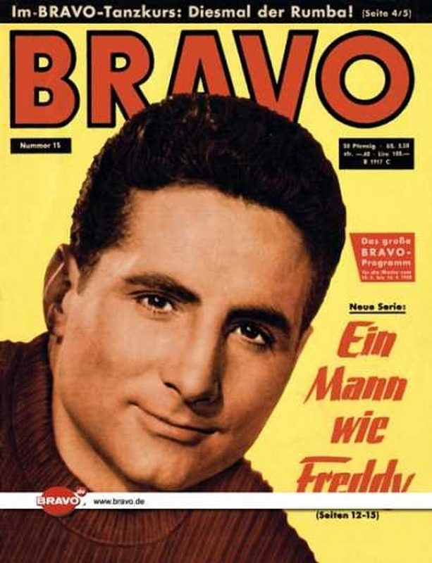 15 / 05.04.1960 / Freddy Quinn