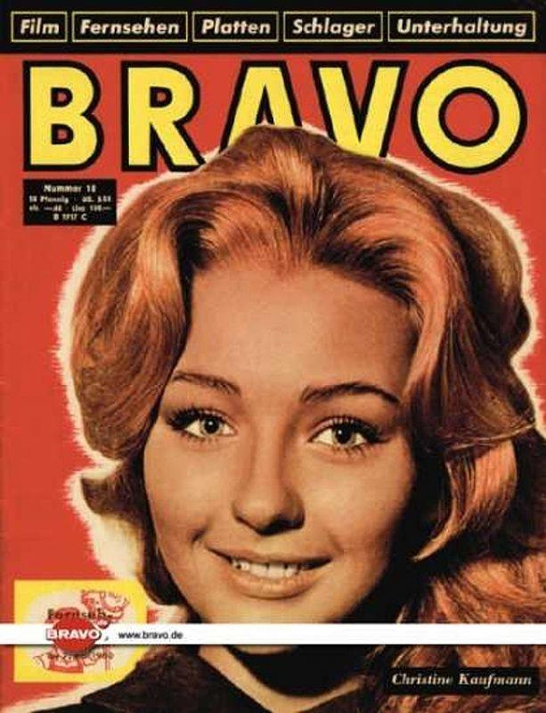18 / 26.04.1960 / Christine Kaufmann