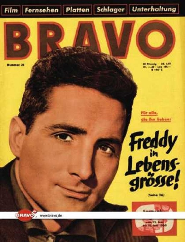 24 / 07.06.1960 / Freddy Quinn
