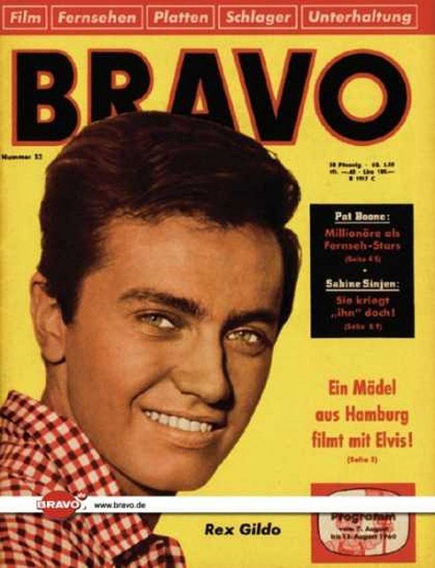 32 / 02.08.1960 / Rex Gildo