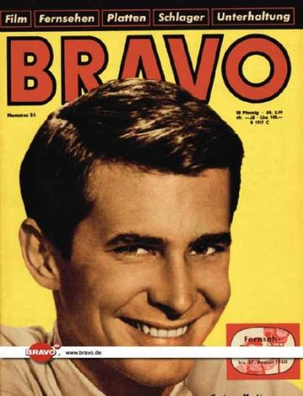 34 / 16.08.1960 / Anthony Perkins