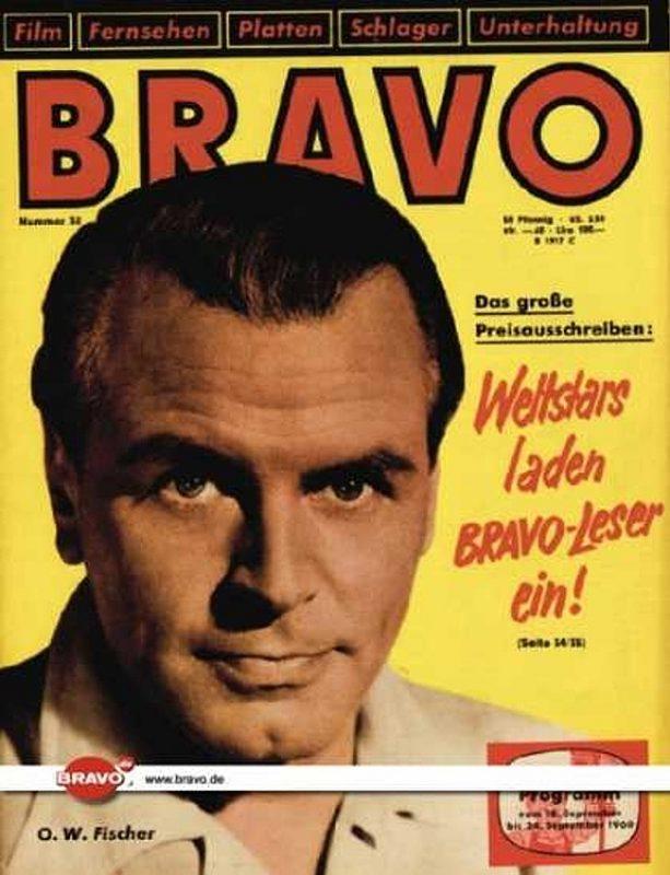 38 / 13.09.1960 / O.W. Fischer