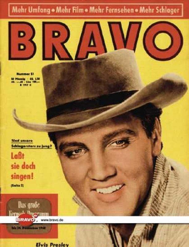 51 / 13.12.1960 / Elvis Presley