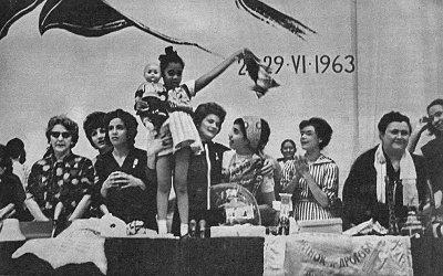Конгресс женщин в Москве, 1963